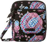 Vera Bradley Alpine Floral Mini Crossbody