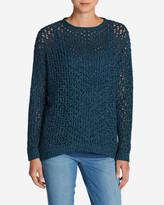 Eddie Bauer Women's Peakaboo Pullover Sweater