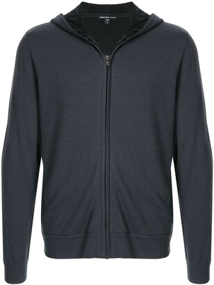 James Perse Fine Knit Hoodie