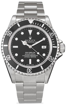 Rolex 2002 pre-owned Sea-Dweller 40mm