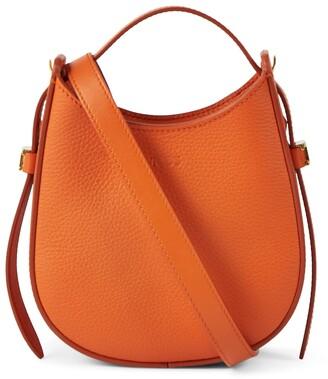 Tod's Oboe leather shoulder bag
