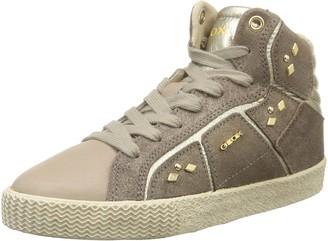 Geox Girls J Smart Girl B Baby Shoes Beige Size: 12.5 UK