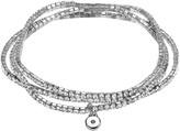 Lauren Conrad Simulated Crystal Multistrand Bracelet