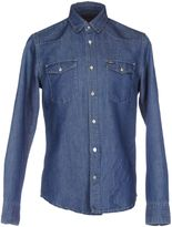 7 For All Mankind Denim shirts