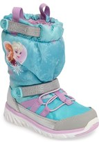 Stride Rite Disney ® Frozen Made2Play Sneaker Boot (Baby, Walker, Toddler & Little Kid)