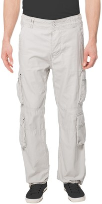 Lower East Vintage Cargo Cotton Trousers
