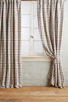Anthropologie Arima Geometric Curtain