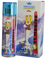 Paris Hilton Passport St. Moritz Eau De Toilette Spray for Women, 1 Ounce