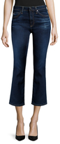 AG Adriano Goldschmied Jodi Cropped Flare Jeans