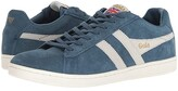 Gola Equipe Suede (Baltic/Off-White) Men's Shoes