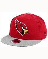 New Era Kids' Arizona Cardinals Heather 9FIFTY Snapback Cap