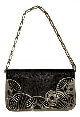 Lara Bohinc Black Leather Clutch bags