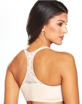 Lilyette by Bali Elegant Lift & Smooth Front Close T-Back Bra 830