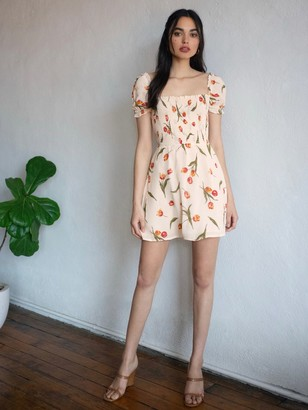 Reformation Orangerie Dress