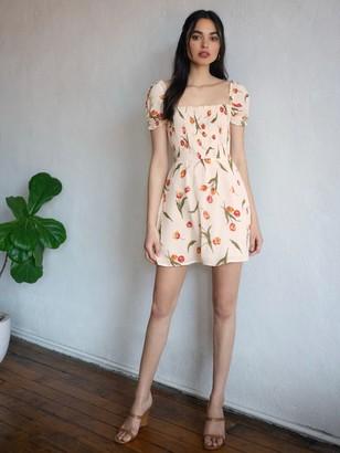 Reformation Orangerie Dress