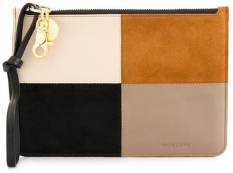 See by Chloe Emy clutch bag