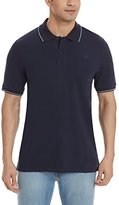 G Star Men's Mondollo Short Sleeve Polo In Premium Stretch Pique