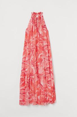 H&M A-line maxi dress