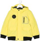 Boss Kids hooded jacket