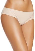 TC Fine Shapewear Lace Trim Gripper Bikini #A4-072