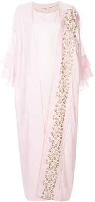 Isabella Collection maxi kaftan dress