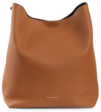 Strathberry Lana Leather Hobo Bag