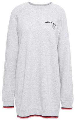 The Upside French Cotton-terry Sweatshirt