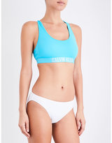 Calvin Klein Intense Power bralette bikini top