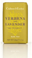 Crabtree & Evelyn Verbena and Lavender Single Soap (85g)