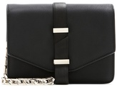 Victoria Beckham Mini Satchel Leather Shoulder Bag