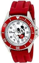 Disney Men's W002392 Mickey Mouse Watch with Band