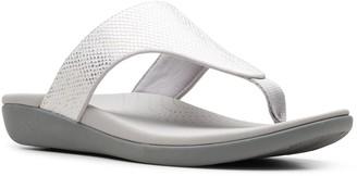 Clarks Cloudsteppers Brio Vibe Women's Flip Flop Sandals