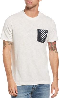 Original Penguin Print Pocket T-Shirt