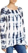 XCVI Winslet Tie Dye Top