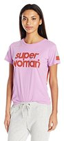 Freecity Women's Superwoman Shortsleeve T