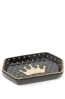 Gift Boutique Crown Trinket Tray