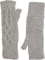 Eugenia Kim Women's Joelle Fingerless Gloves-LIGHT GREY