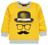 George Graphic Sweatshirt