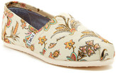Toms Printed Classic Slip-On Shoe