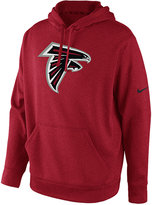Nike Men's Atlanta Falcons KO Logo Essential Hoodie