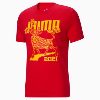 Puma Red Lantern Ox Men's Tee