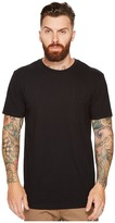 RVCA Embroidered Tee Men's T Shirt
