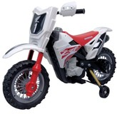 Boy's Best Ride On Cars Honda Dirt Bike Ride-On Toy Motorcycle
