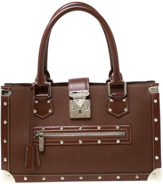 Louis Vuitton Brown Suhali Leather Le Fabuleux Bag