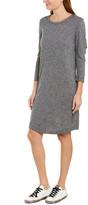 Zadig & Voltaire Winter Fringes Wool & Angora-Blend Midi Dress