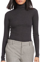 Polo Ralph Lauren Ribbed Wool-Blend Turtleneck Pullover
