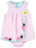 First Impressions Ladybugs Skirted Sunsuit, Baby Girls (0-24 months)