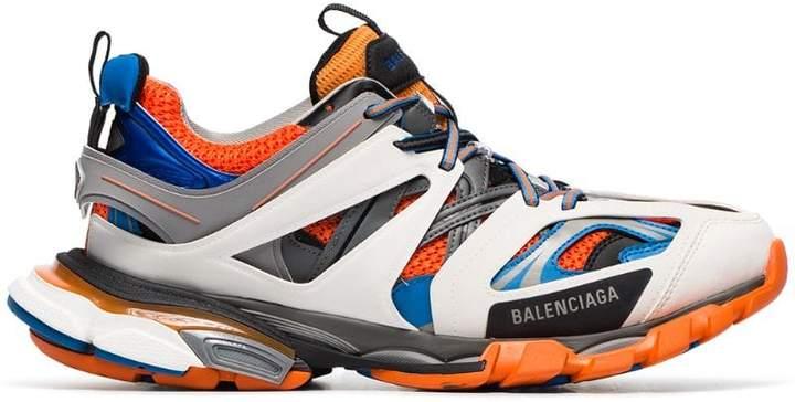 Balenciaga Multicoloured Track Trainers