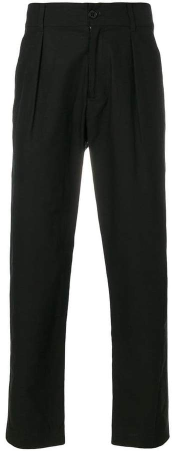 Damir Doma front pleat regular trousers