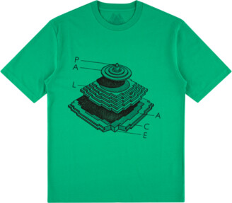 Palace Pyramidal T-Shirt - Small